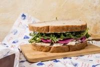 Tasty Flocker Sandwich from Little Birdy