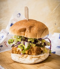 Vego Burger from Little Birdy