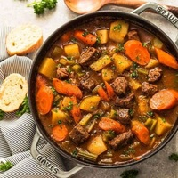 Homemade Beef Stew from Paleo Taste