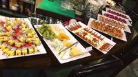 Canapé Catering from Zebratasty