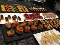 Finger Food Catering from Zebratasty
