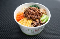 Bibimbap from K-Roll