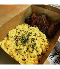 Steak & Eggs from Scrambled Concepts