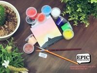 Virtual Tiles Painting Workshop from Epic Workshops