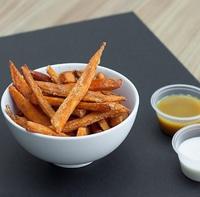 Sweet Potato Fries from Pita Pan