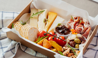 Charcuterie Savour Plate from Island Kitchen Collective