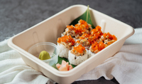 Spicy Tuna Roll from Island Kitchen Collective