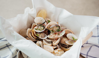 The Vongole from Island Kitchen Collective