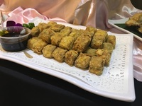 prawn rolls  - Chilli Manis Catering from Chilli Manis Catering
