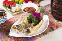 sharing platters fried fish - Chilli Manis Catering from Chilli Manis Catering