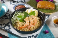 prawn noodles - Chilli Manis Catering from Chilli Manis Catering