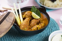 curry chicken - Chilli Manis Catering from Chilli Manis Catering