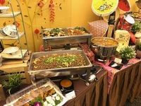 customer buffet catering set up - Chilli Manis Catering from Chilli Manis Catering