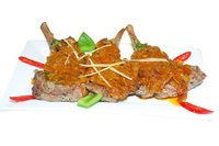 Lamb Chop Masala from Namaste Kitchen
