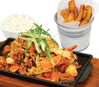 Lunch Box from Hungry Korean