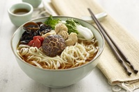 Herbal Soup Ramen from Grove by Elemen