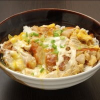 Chicken Fillet Rice with Egg from Tsukiji Central