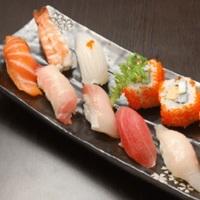 Sushi Set from Tsukiji Central