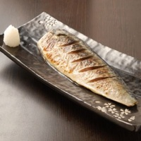 Grilled Mackerel Set from Tsukiji Central