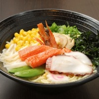 Seafood Noodle from Tsukiji Central
