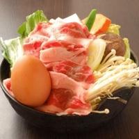 Sukiyaki Hot Pot from Tsukiji Central