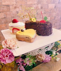 Magical Cake Platter from Buttercake n Cream
