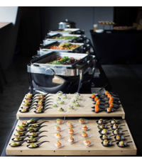 buffet catering - <Grain> Catering Photo from Grain