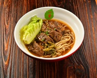 Braised Beef Noodle Suop from Formosa Autumn