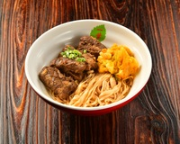 Dry Beef Noodle from Formosa Autumn