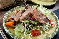 Pork Neck Salad from Sisombath Restaurant