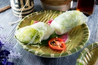 Rice Paper Roll from Sisombath Restaurant