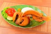 Crispy Fried Fish from Ayam Bakar Ojolali