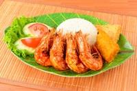 Grilled Prawn from Ayam Bakar Ojolali