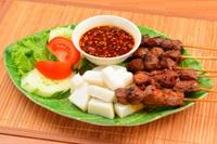 Mutton Satay from Ayam Bakar Ojolali
