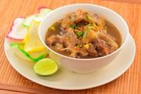 Oxtail Soup from Ayam Bakar Ojolali