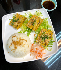 Steam Crabs Egg Rics from Viet Chiu Vietnamese Restaurant