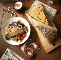 Kraftwich Meals from Swissbake