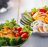 Healthy Salad Meals from Swissbake