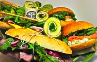 Sandwich Fiesta for your party from Proper Kitchen