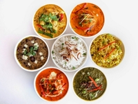 Sharing Platter - Royal Taj Catering from Herbs and Spices