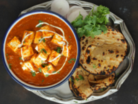 paneer curry with naan set - Royal Taj Catering from Royal Taj Catering