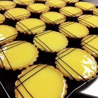 Lemon Tarts from Baker & Cook