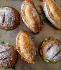 Sandwich Box from Baker & Cook