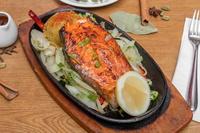Tandoori Norwegian Salmon from Papa Gomes Western