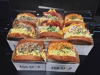Variety of Sandwich Available at Egg Stop from Egg Stop