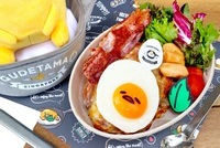 Egg-joyable Fries from Gudetama Cafe Singapore