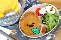 Nua Chicken Cutlet Pancake from Gudetama Cafe Singapore