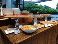 Canapés Catering - One Faber Group from One Faber Group