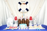 Sea Themed Party from Homebakee