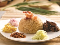 Penang Culture Catering - Penang Belacan Fried Rice from Penang Culture
